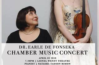 Dr Earle De Fonseka Chamber Music Series