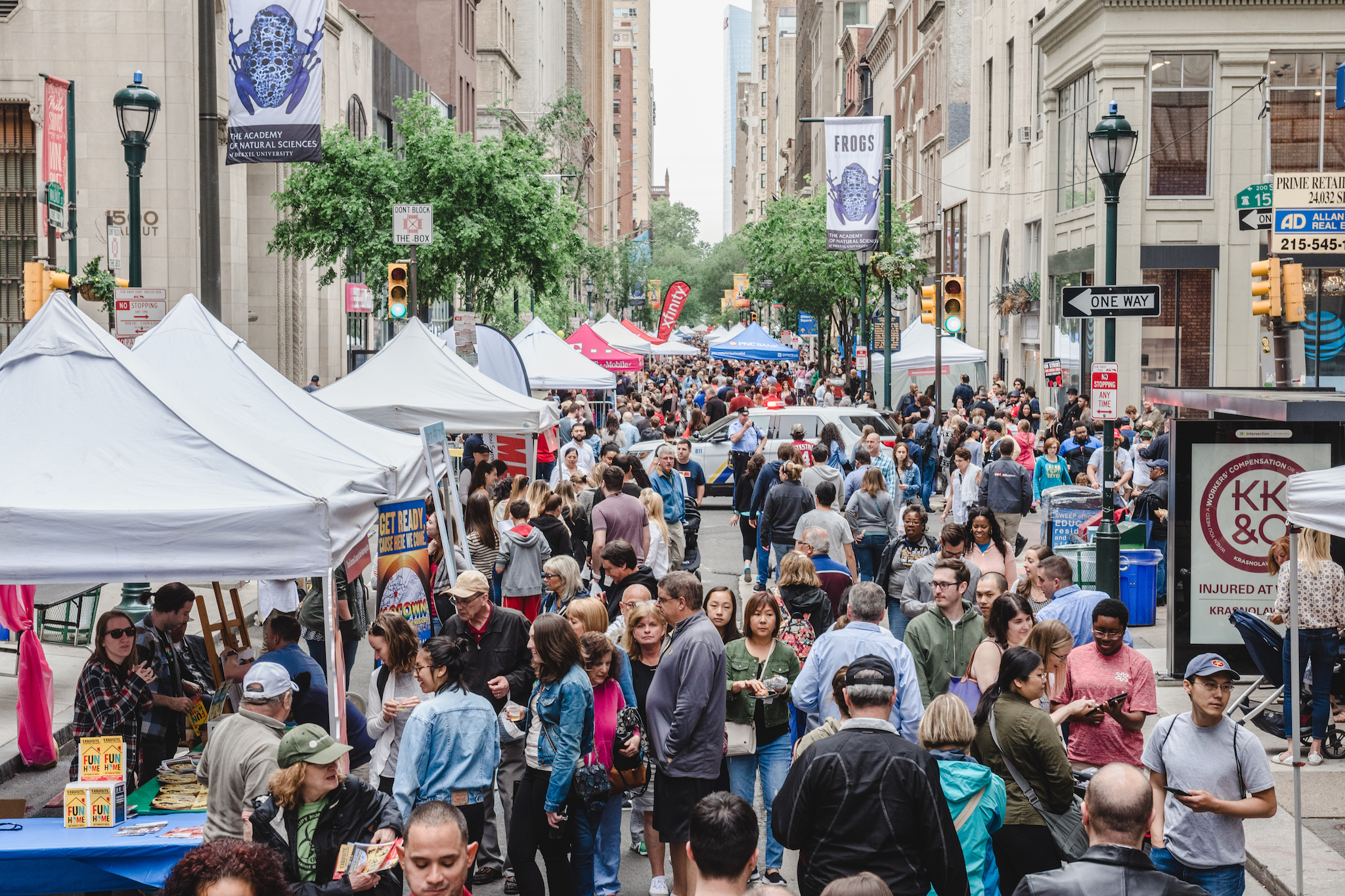 The best summer festivals in Philly