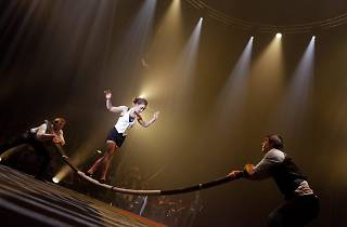 Fringe Arts presents Hand to Hand, a circus arts festival featuring Circadium School of Contemporary Circus.