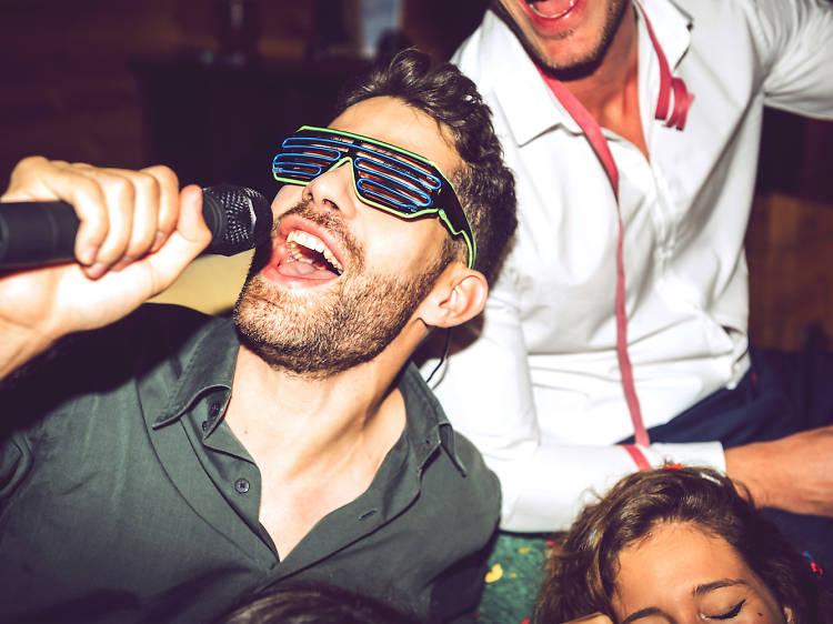 The best karaoke bars in Chicago