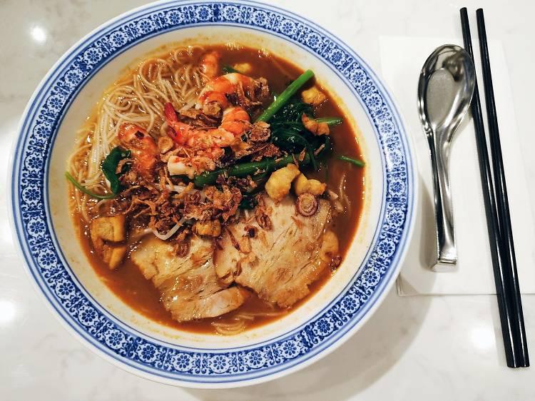 Rempah Noodles:摩登娘惹菜