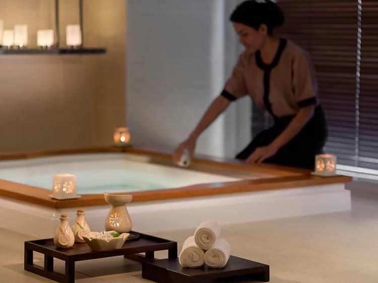 Best spa hotels in Hong Kong