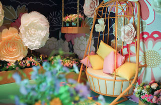 復活節の春日花祭