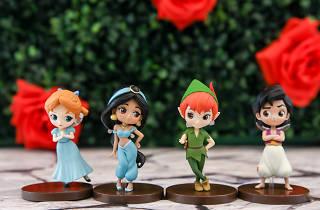 迪士尼公主的夢幻世界