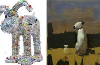 《老友狗狗》盈鑾畫廊三週年紀念主題展