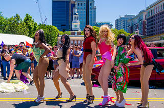 Celebrate LGBTQ Pride at the Philly Pride Parade and Festival.
