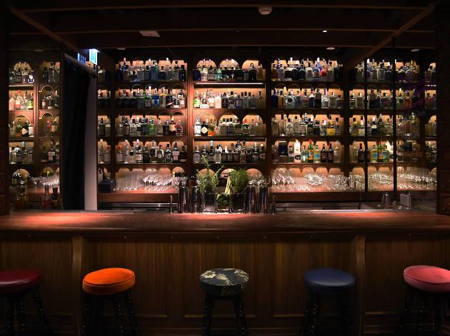 香港最佳 Gin Bar