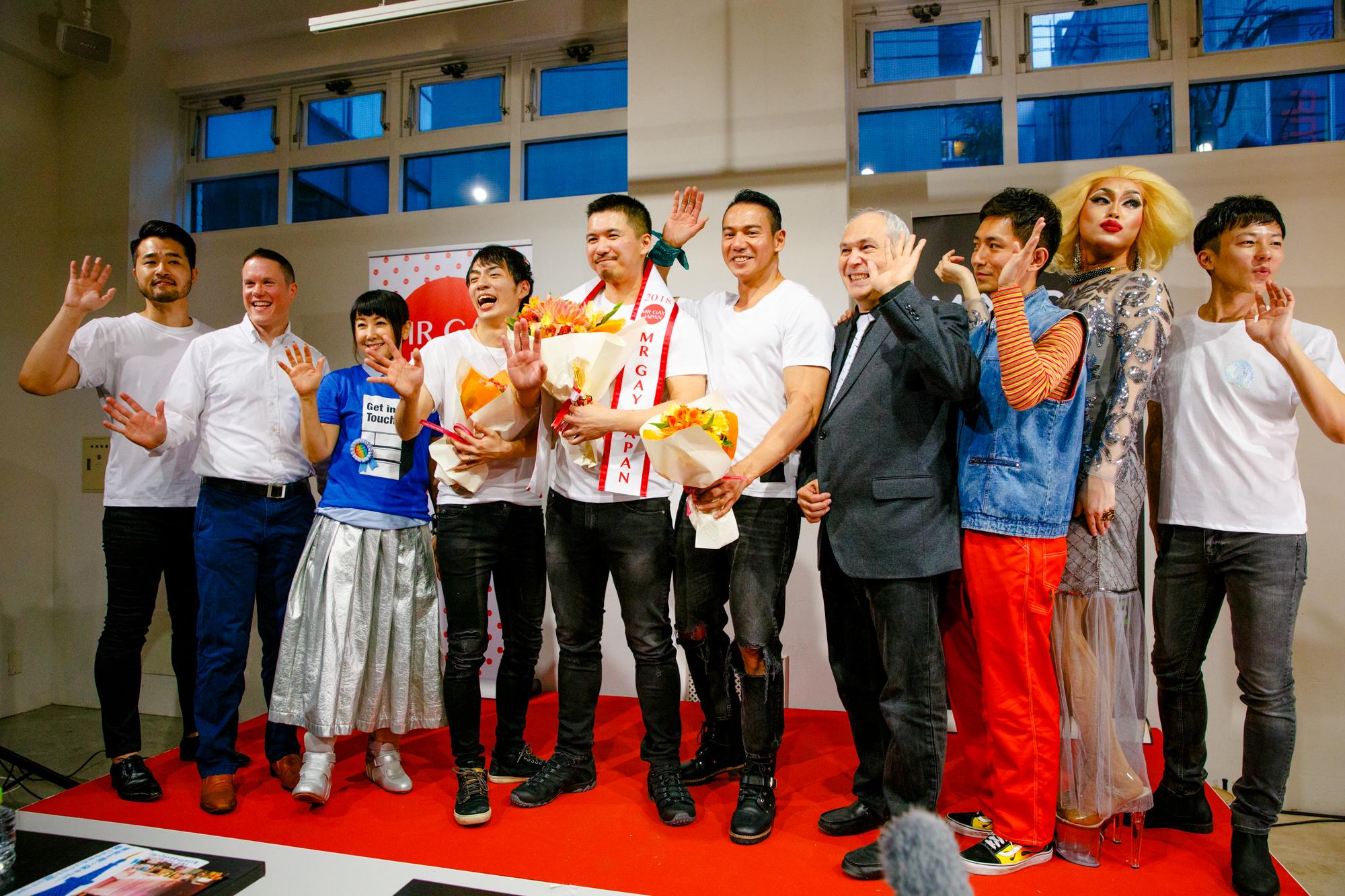 「MR GAY WORLD」の日本大会が初開催。日本代表に選ばれたのは...
