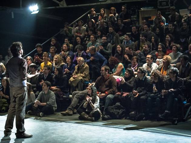 Arganzuela, el refugio del teatro off