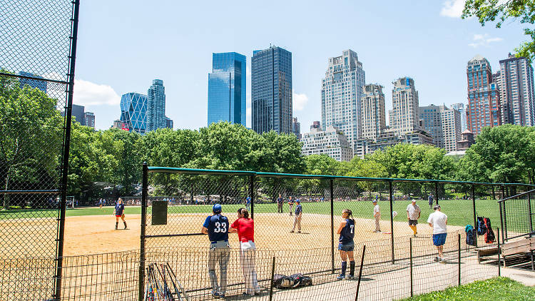 USA, NEW YORK, CENTRAL PARK - JUNE 7, 2014; Shutterstock ID 545954434; Purchase Order: -