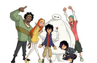 Grandes Héroes: la serie