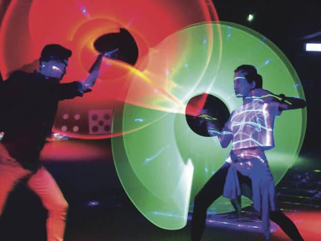 Neon Sabre Academy