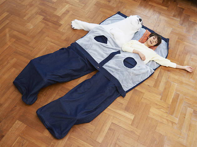 Felissimo double sleeping bag