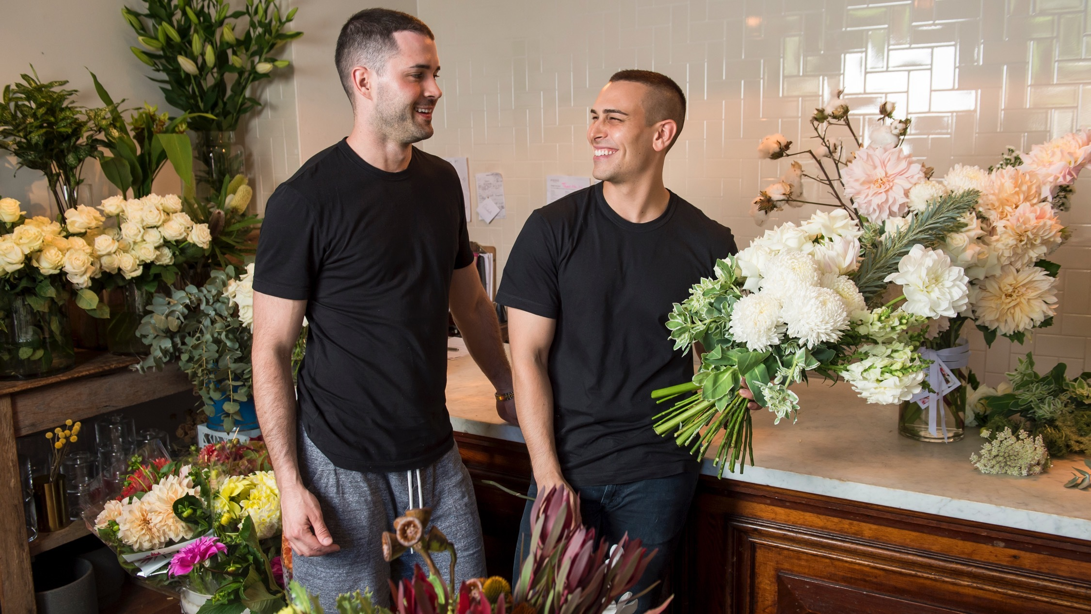 Poho Flowers owners pick out their favourite places in Potts Point