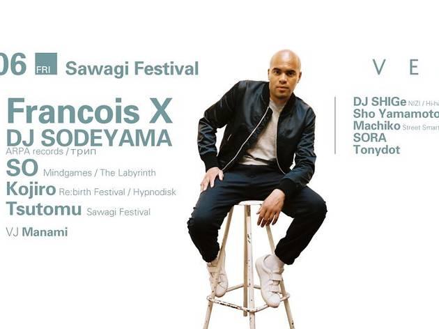 Francois X at Sawagi Festival