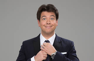 Michael McIntyre's big world tour 2018 photo supplied