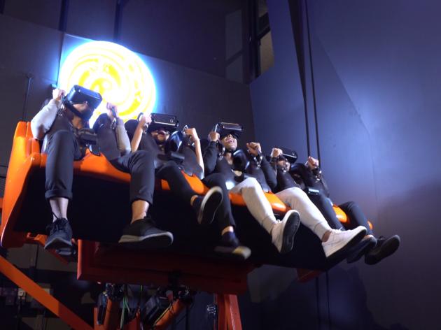 Hurricane VR at The Rift