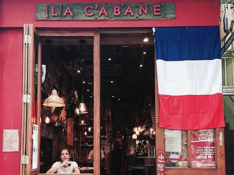 La Cabane Wine Bistro