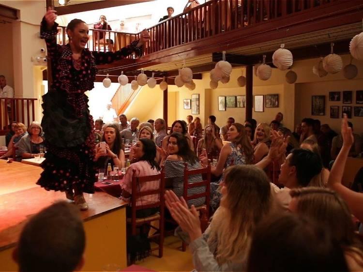 The best of flamenco in Barcelona