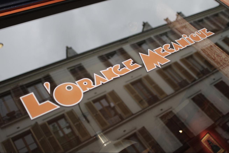 L'Orange Mécanique