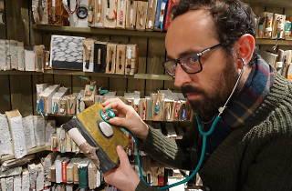 Biblioteca de ruidos y sonidos