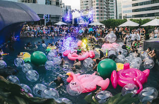 Songkran Splash Away Pool Party W Bangkok