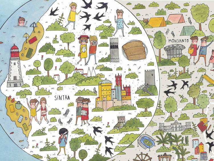 Livros infantis sobre Lisboa: a cidade trocada por miúdos