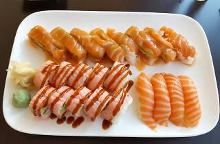 Engimono Sushi is a new Japanese restaurant in Fairmount.