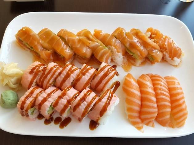 Engimono Sushi is a new Japanese restaurant in Fairmount.