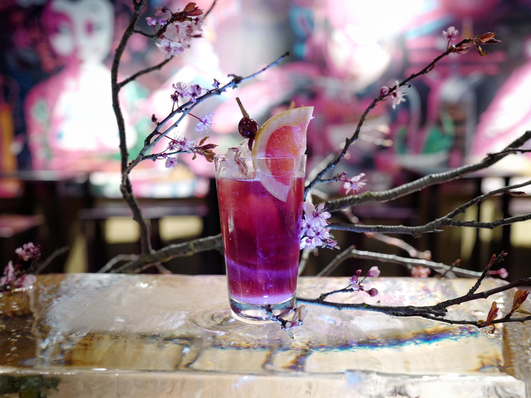 London's most beautiful blossom-filled bars