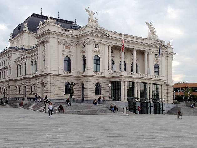 Zurich Opera House, Time Out Switzerland