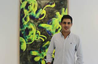 Ilan Dana en Galeria XXI