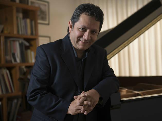 Héctor Infanzón Orquesta en la Muestra de Jazz