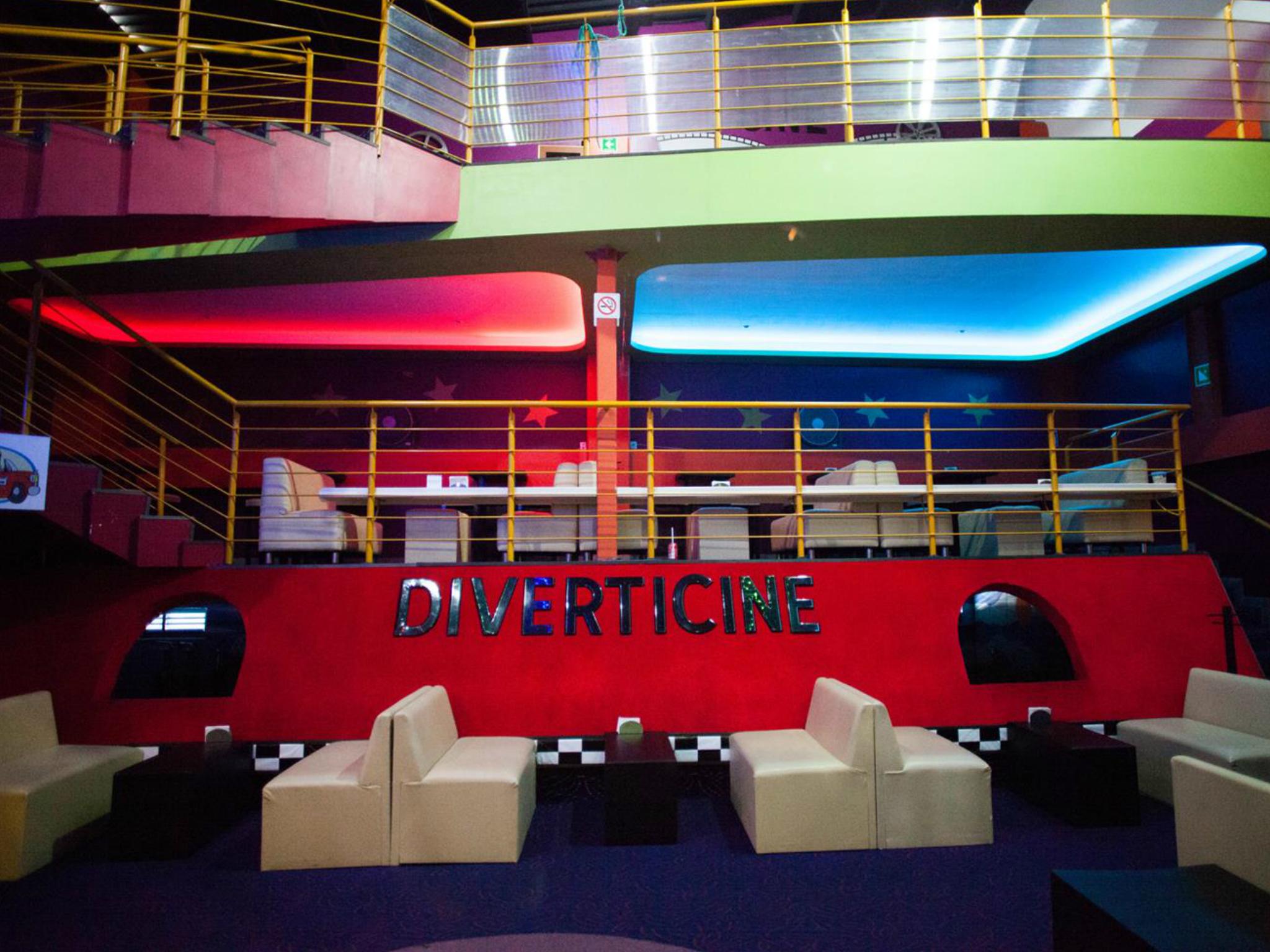 Diverticine (Foto: Alejandra Carbajal)
