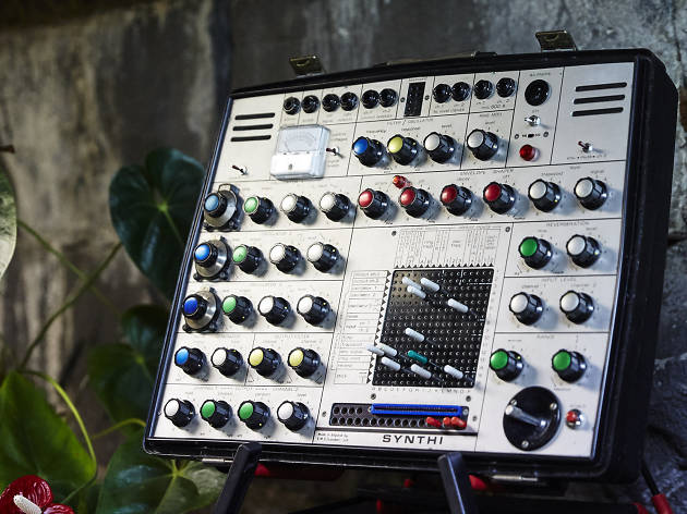 Synthesizers: Sound of the Future