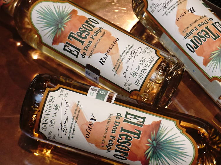 Agave︰tequila