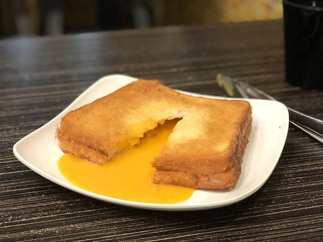 Chau Kee french toast