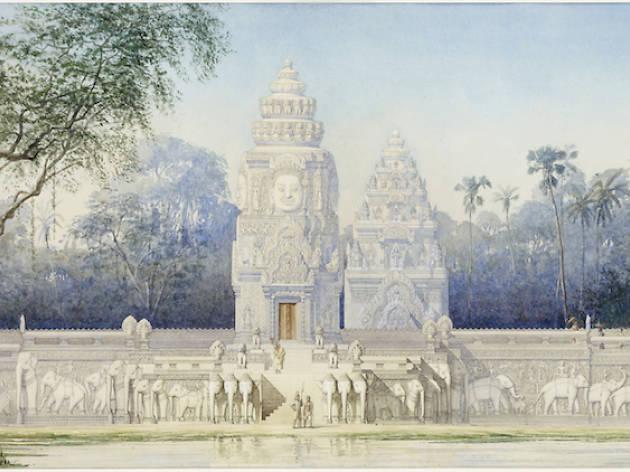 Angkor: Cambodia's Sacred City