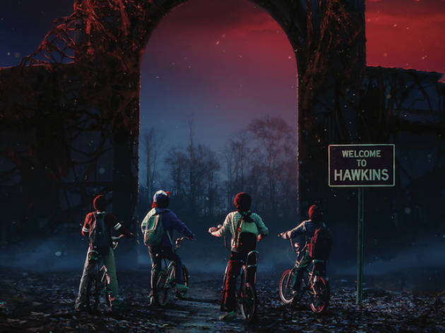 Universal Studios Singapore is bringing Stranger Things to life this Halloween and we're geeking out