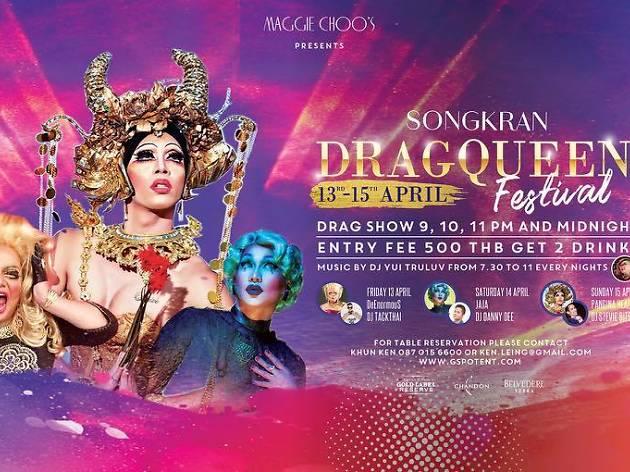 G-Spot Songkran Dragqueen Festival