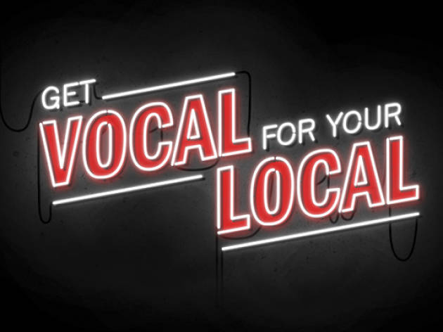 Love City Awards 2018 - get vocal for your local badge