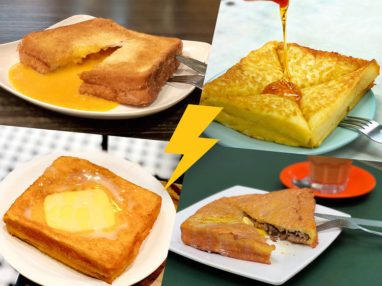 Ultimate French toast showdown