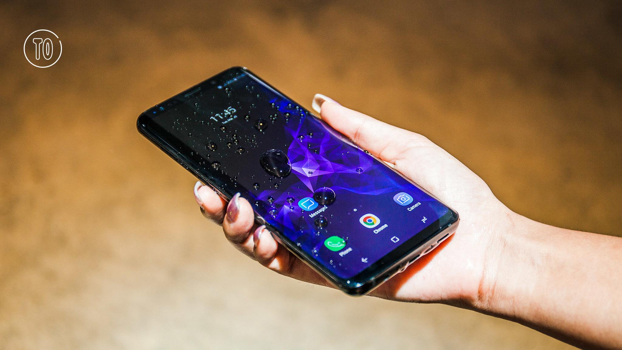 3 Best waterproof phones