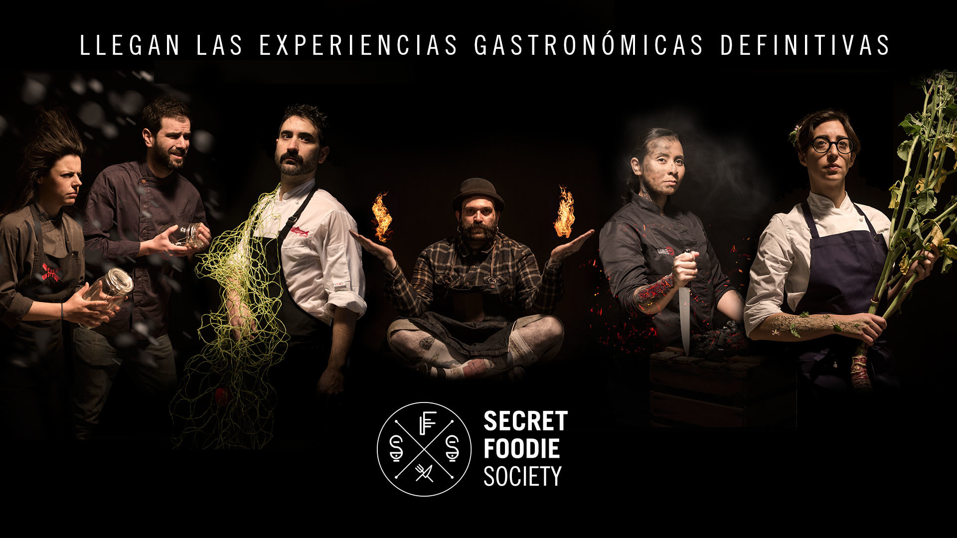 Secret Foodie Society