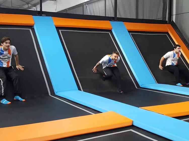 Jumpers Trampolim Parque