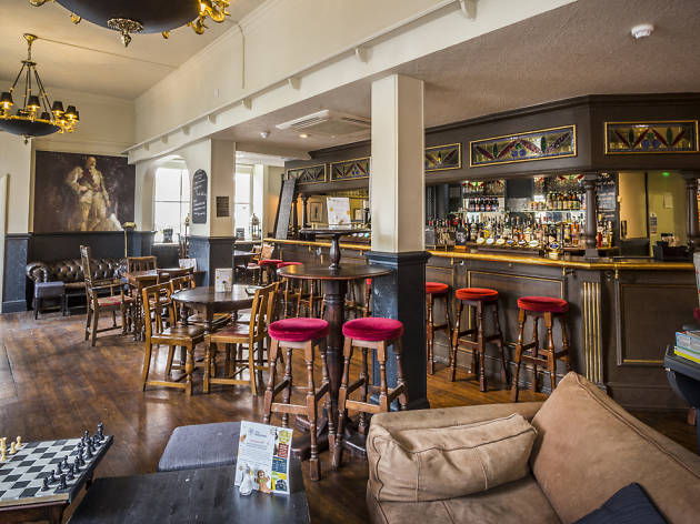 Drink: The Duchy Arms