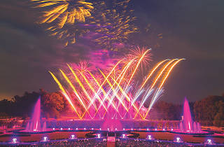 Longwood Gardens announces its popular Fireworks & Fountains show in 2018