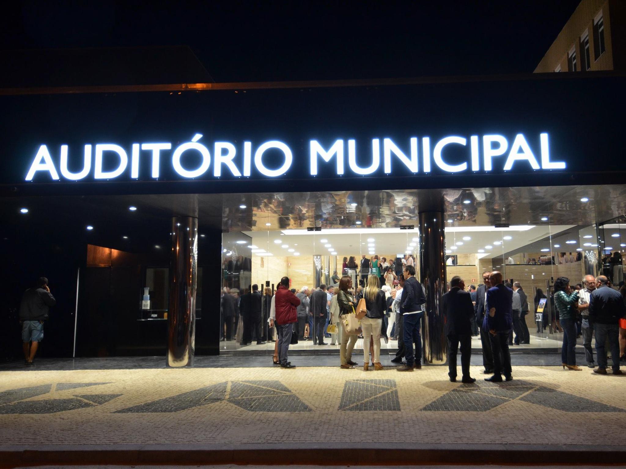 Auditório Municipal de Gaia