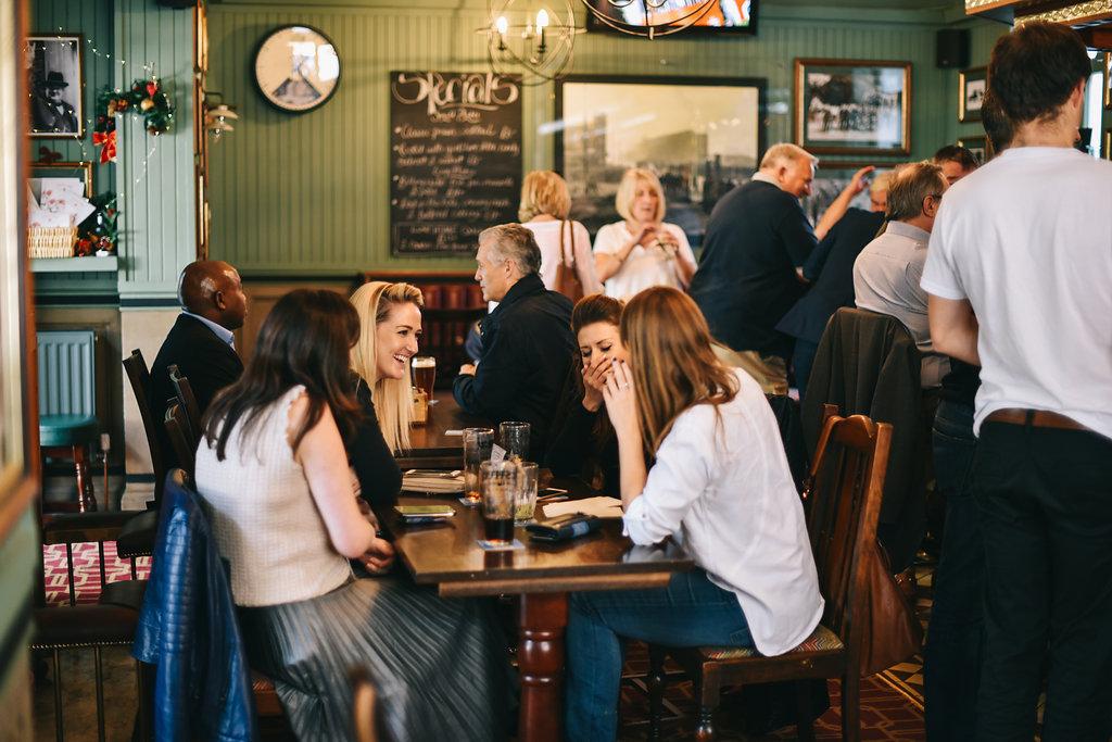 Canary Wharf pubs