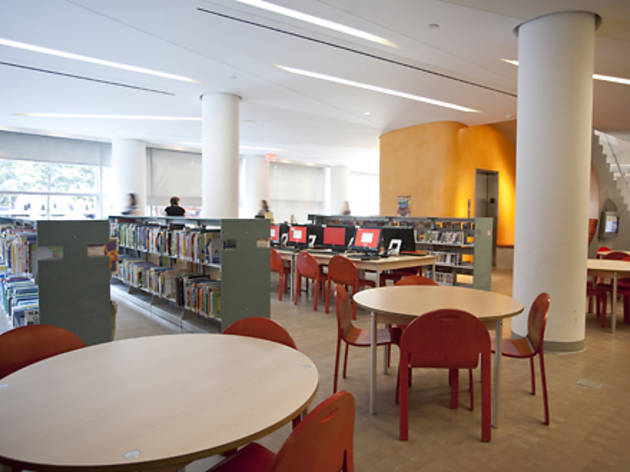 Best Libraries For Kids In NYC